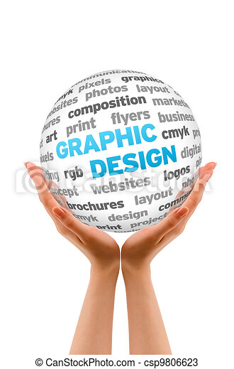 Graphic Design - csp9806623
