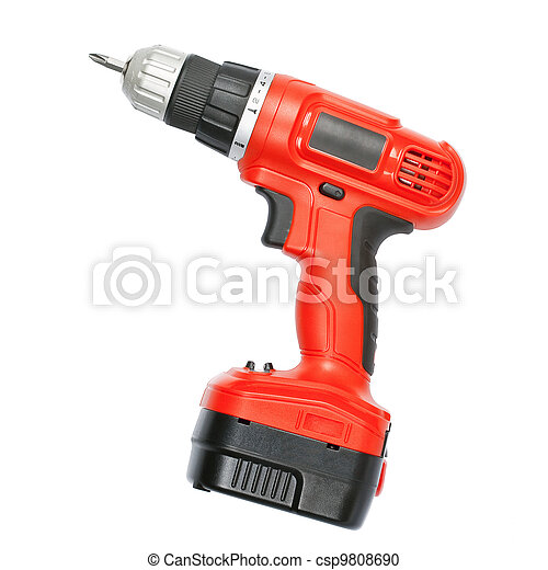 Battery screwdriver - csp9808690