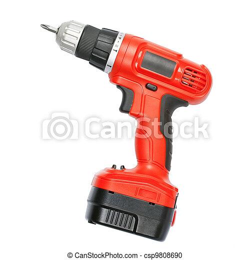Battery screwdriver  - csp9808690