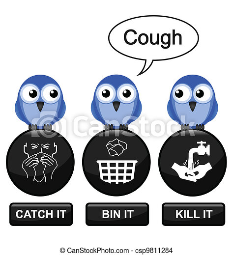 Flu prevention - csp9811284