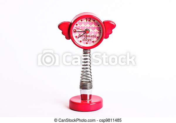 Clock toy for lover - csp9811485