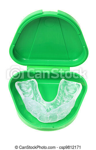 Mouth Guard - csp9812171