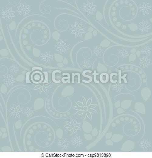 pale-green background - csp9813898