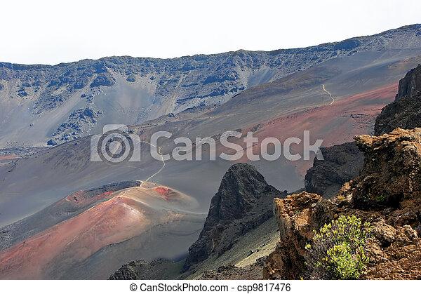 Haleakala Summit - csp9817476