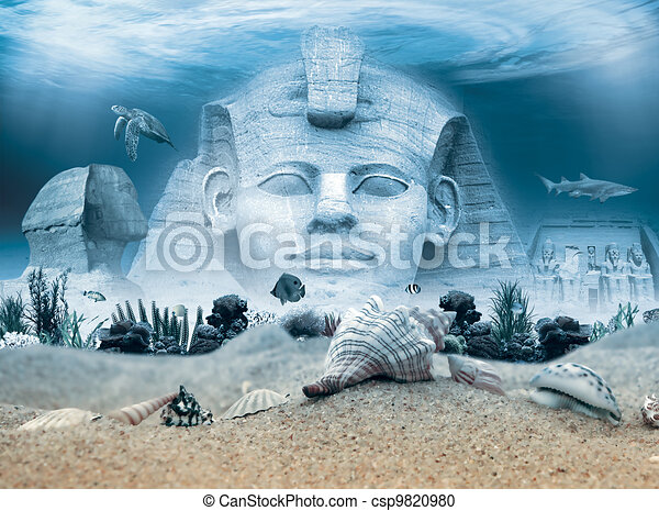 Ancient Egypt - csp9820980