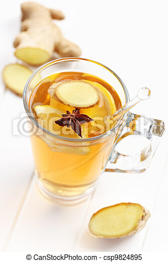Ginger ale - csp9824895