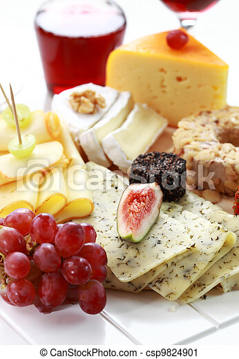 Catering cheese platter - csp9824901