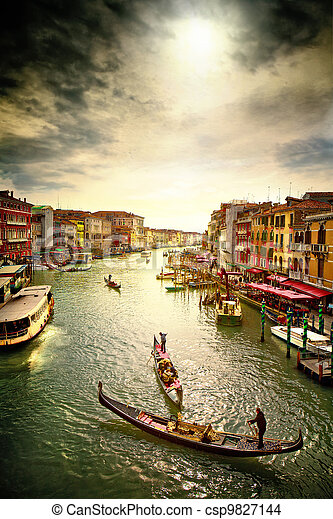 Grand Canal.