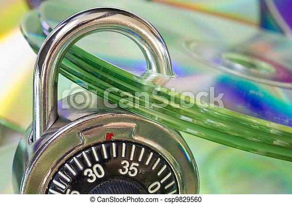 Data protection - csp9829560