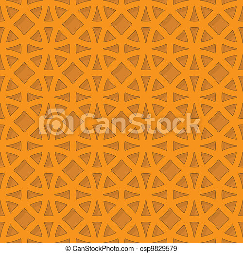 Abstract simple seamless vector pattern - csp9829579