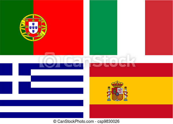 clip art vector of flags of the pigs  portugal  italy american flag clipart png american flag clip art borders