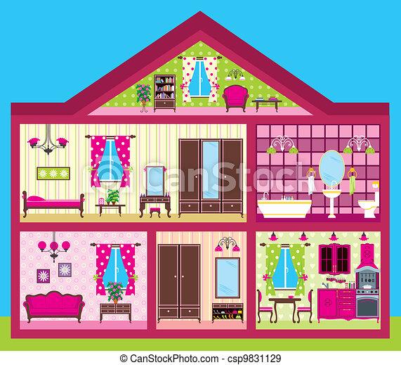 Fotos de las partes de la casa imagui for Cosas para amueblar una casa