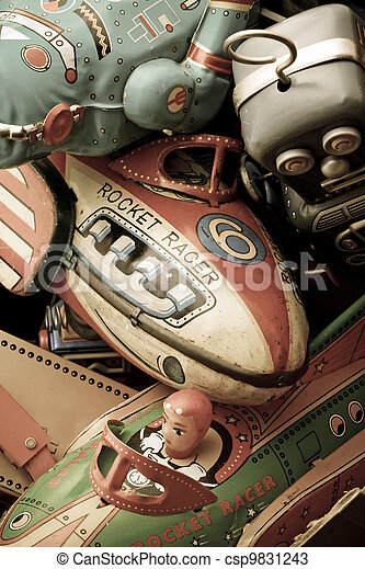 Spielzeuge - csp9831243