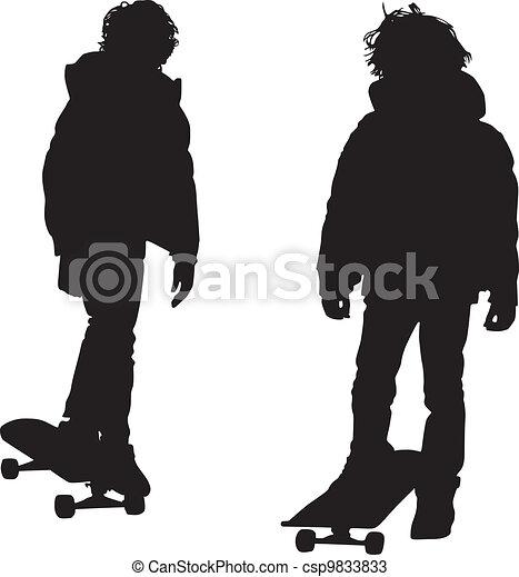 Teen fashion - csp9833833