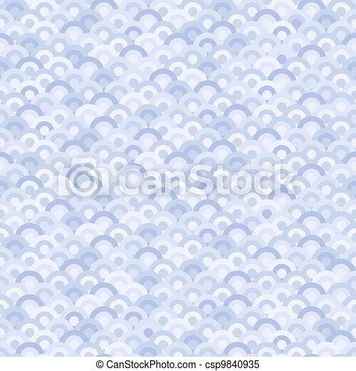 Seamless geometric background - csp9840935