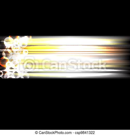 Creative Dynamic Background - csp9841322