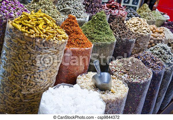 Exotic Spice - csp9844372