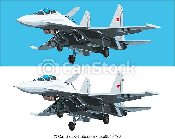 Air fighter - csp9844790