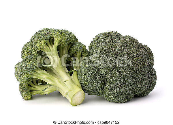 Broccoli vegetable  - csp9847152