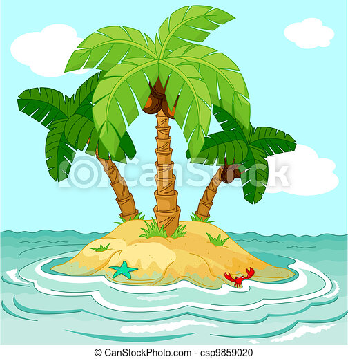 Clip Art Island Clip Art islands illustrations and clipart 76191 royalty free desert island illustration of palm trees on island