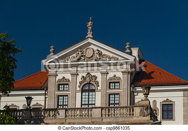 Stock de fotos museo frederick chopin barroco palacio - Arquitecto espanol famoso ...