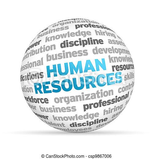 Human Resources - csp9867006