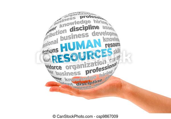 Human Resources - csp9867009