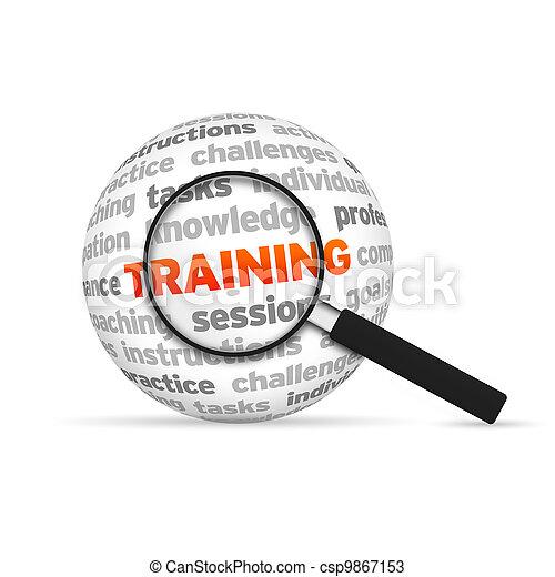 Training - csp9867153