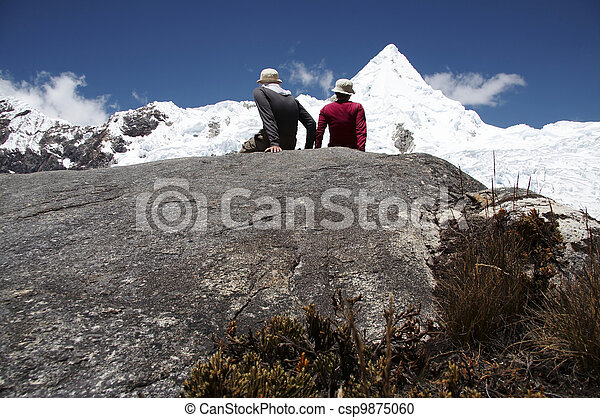 Friendship in the mountain