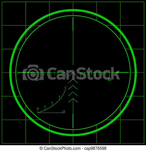 Sniper scope - csp9876598