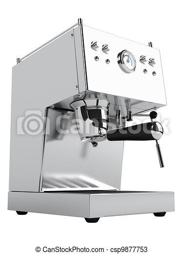 Metal coffee maker - csp9877753