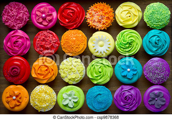 Cup Cake Bake Tray