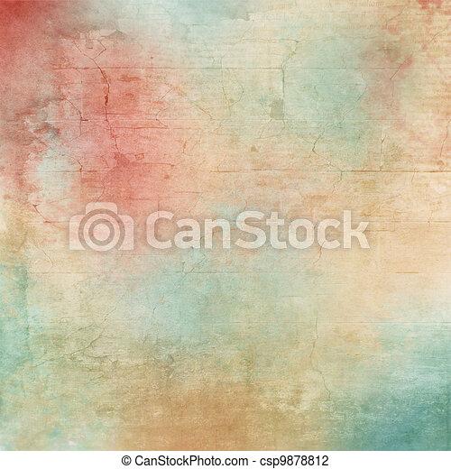 Textured background  - csp9878812