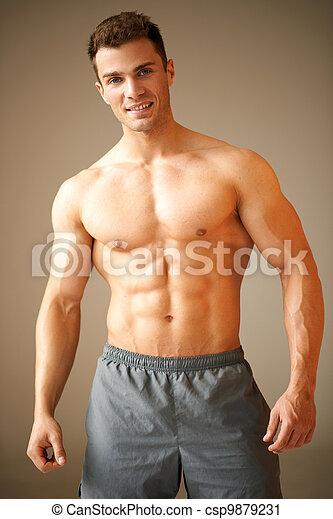 hombre fisico: