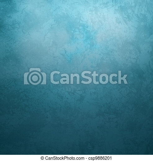 dark blue grunge old paper vintage retro style background - csp9886201