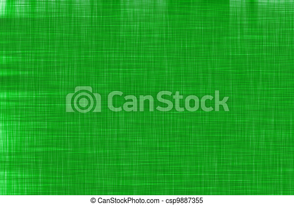 Abstract Fabric Green Background Wallpaper - csp9887355