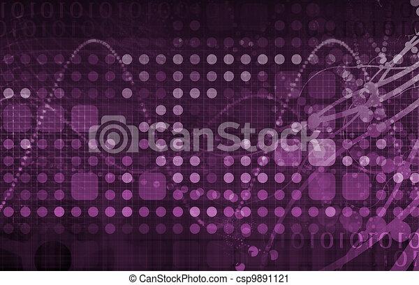 Security Network - csp9891121