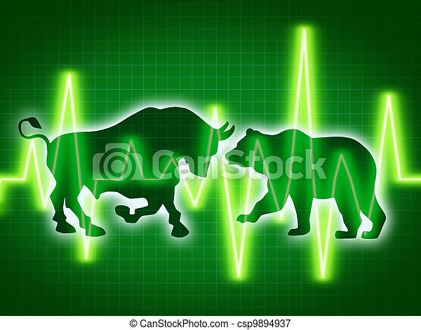 Stock Market Concept - csp9894937