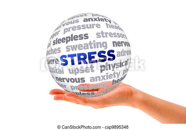 Stress - csp9895348