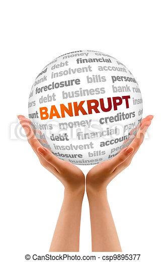 Bankrupt - csp9895377