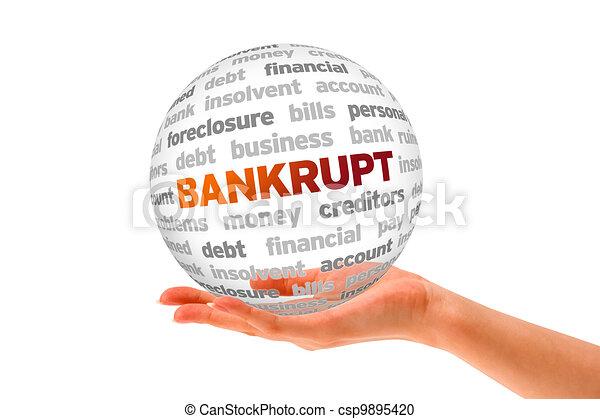 Bankrupt - csp9895420