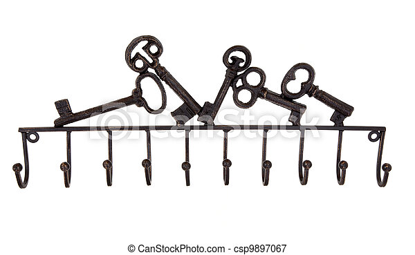 Key Holder Rack - csp9897067
