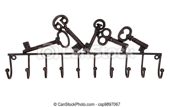 Key Holder Rack - csp9897067