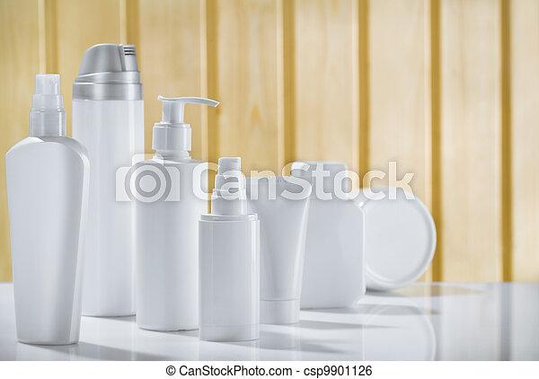big skincare composition - csp9901126