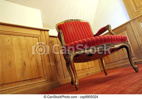 Antique furniture - csp9905024