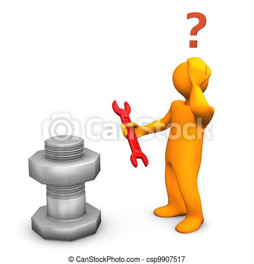 Wrong Tool - csp9907517