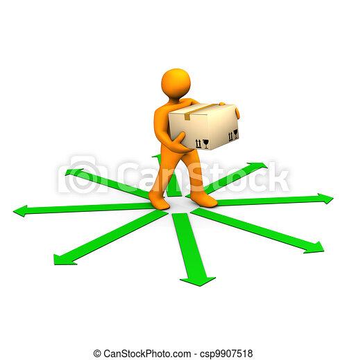 Shipping Organization - csp9907518
