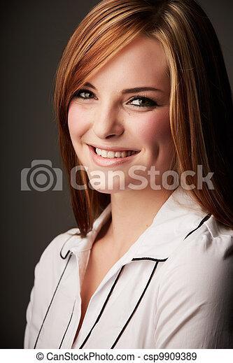 婦女, 年輕, 成人 - csp9909389