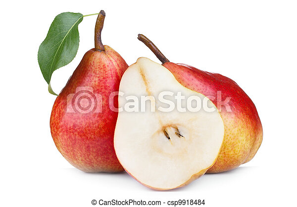 fresh pears - csp9918484