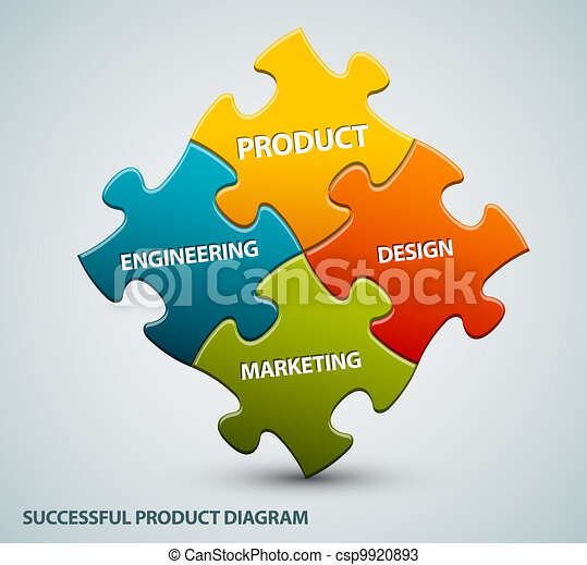 Vector good product illustration schema - csp9920893